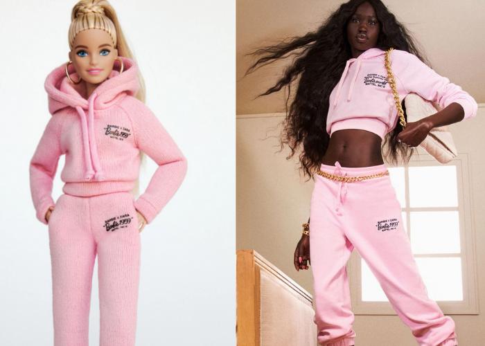 Barbie x Zara colección cápsula
