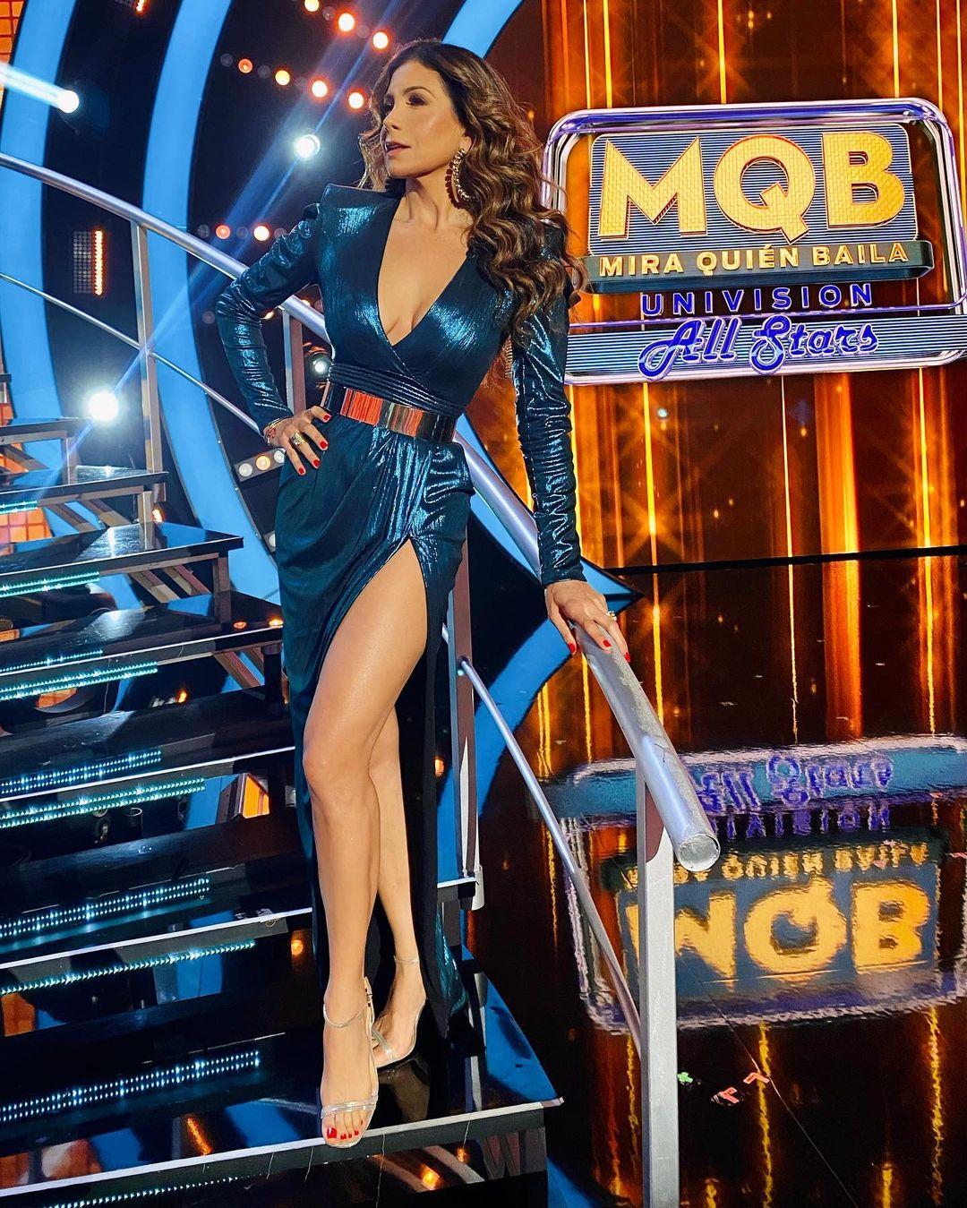 Mira quién baila, MGB, Patricia Manterola