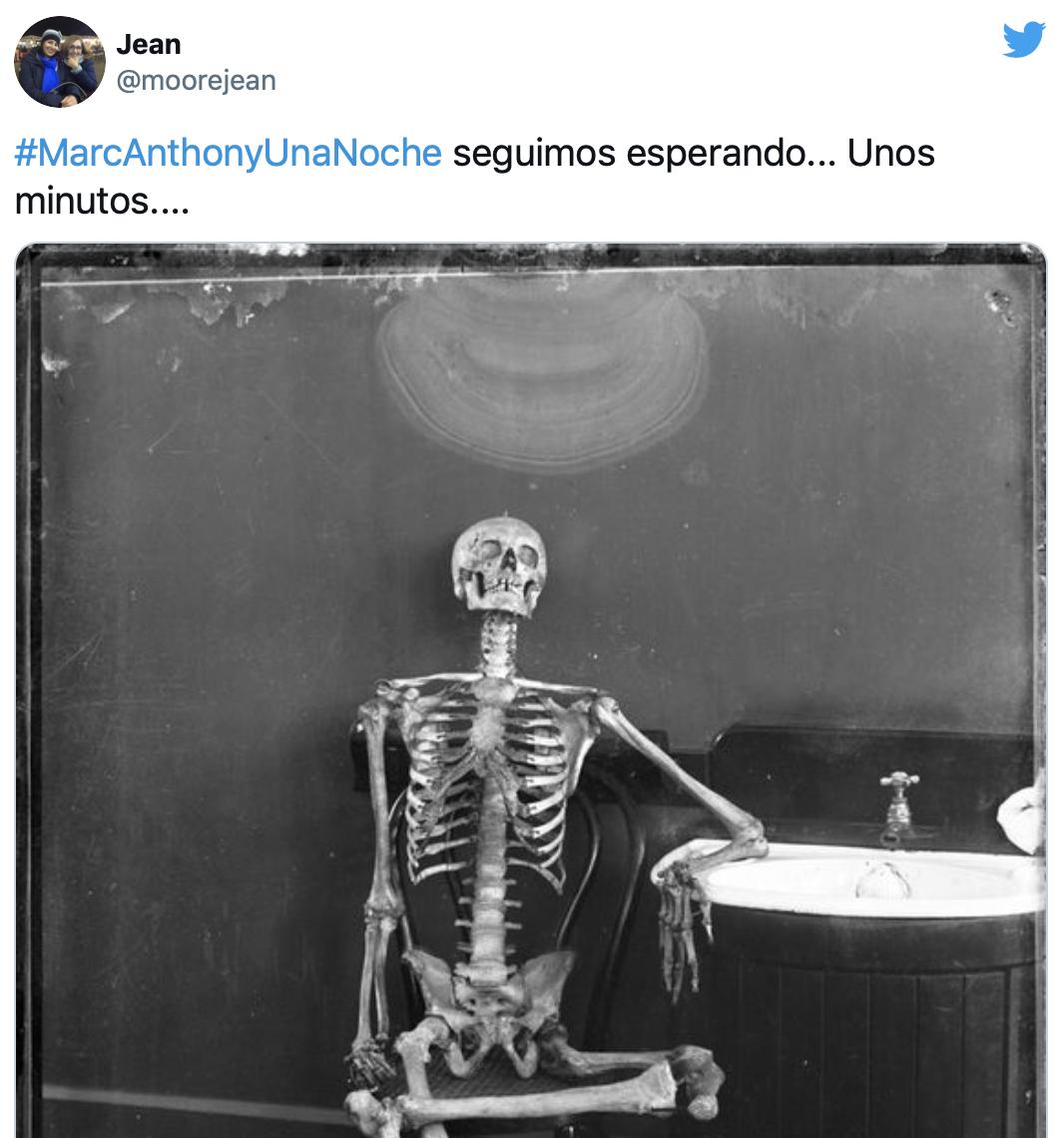 Twitter Marc Anthony meme