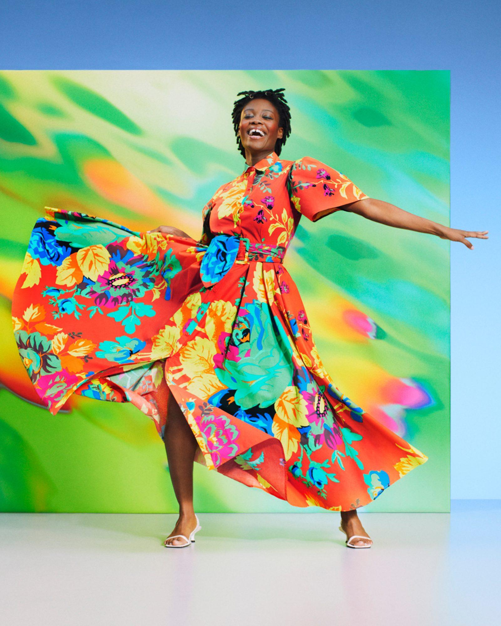 Nueva coleccion de diseñador con Target, coleccion de vestido de target