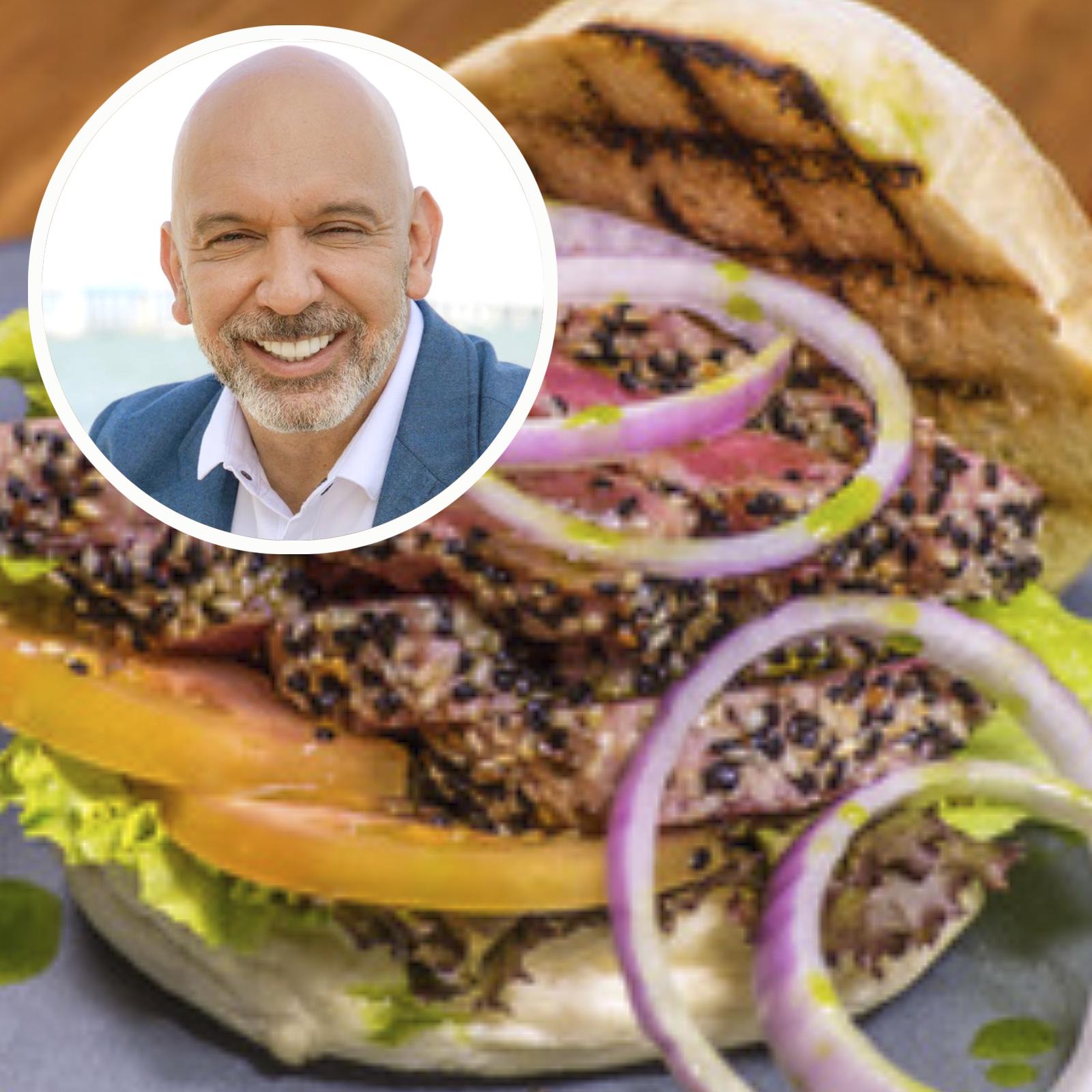 receta de hamburguesa de el capi Juan Carlos Amaya