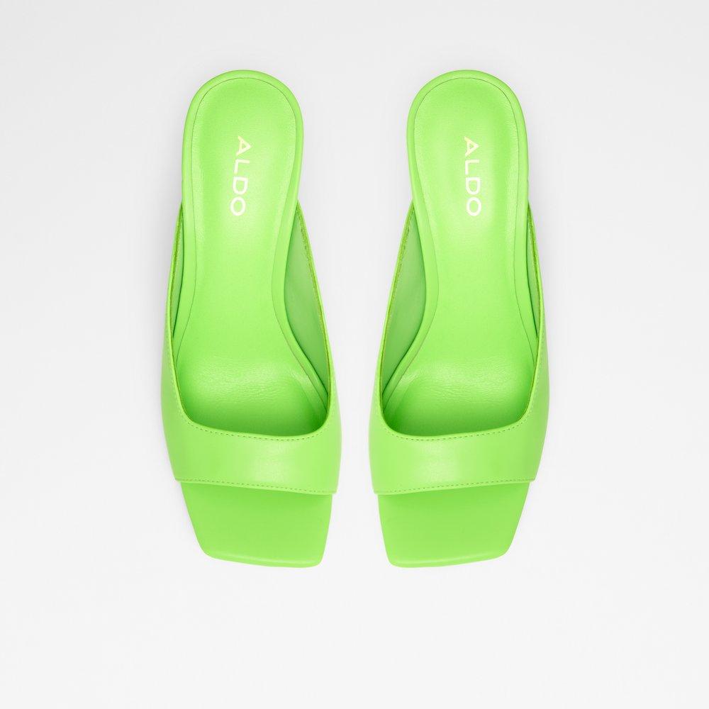 Sandalias de tendencia primavera