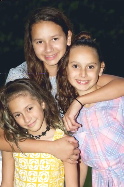 Emme, Natasha y Ella