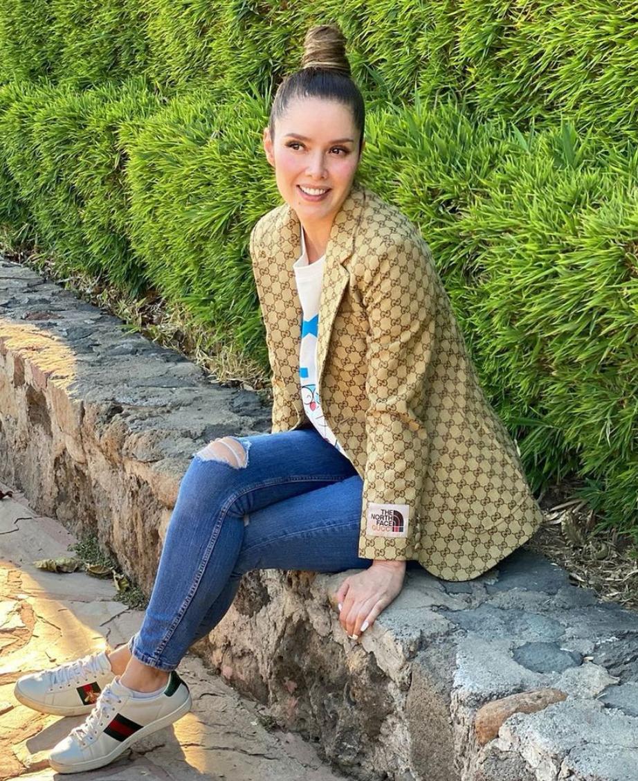 Marlene Favela, look casual, mexico