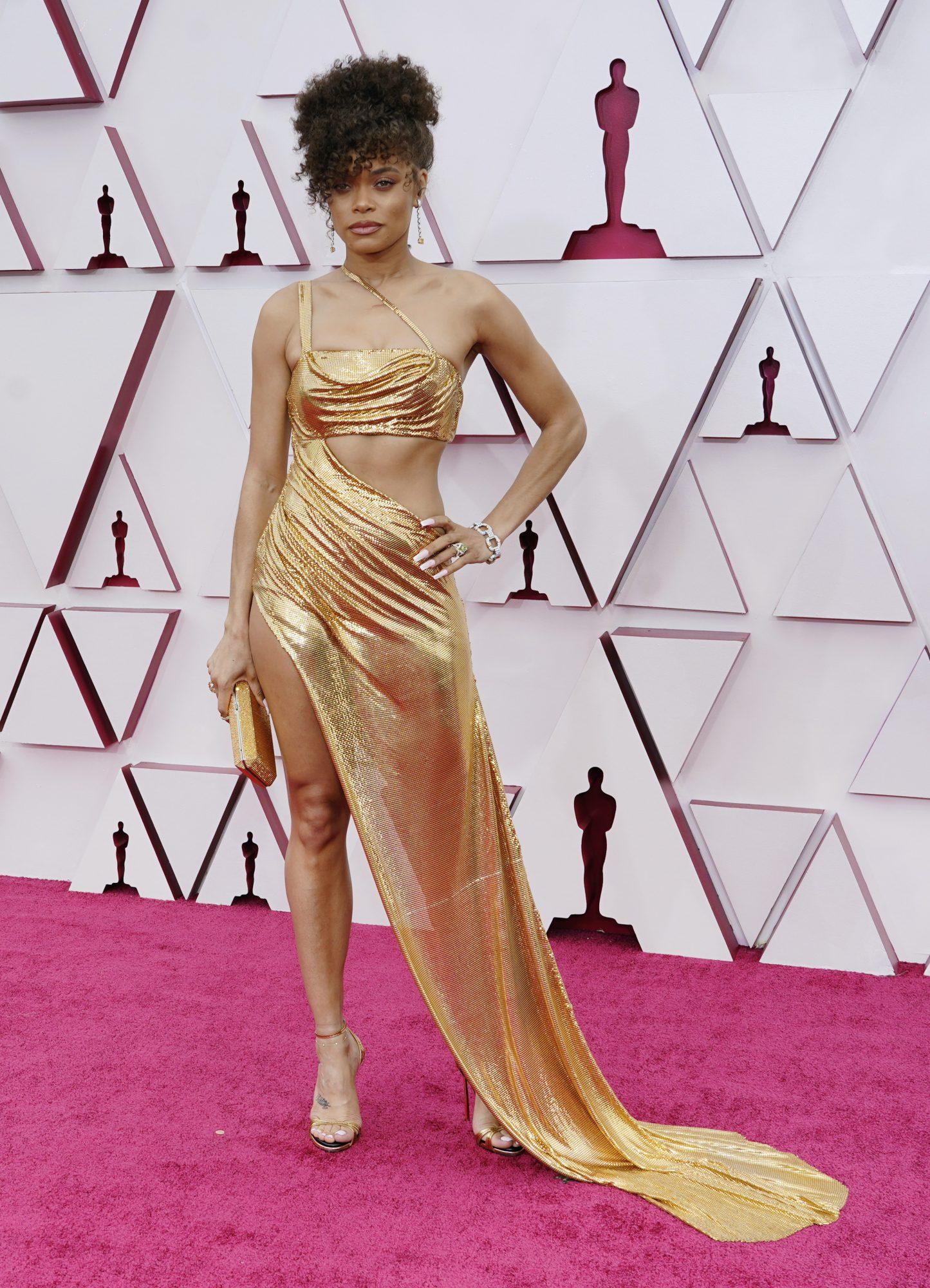 Oscars, alfombra roja, Audra Day