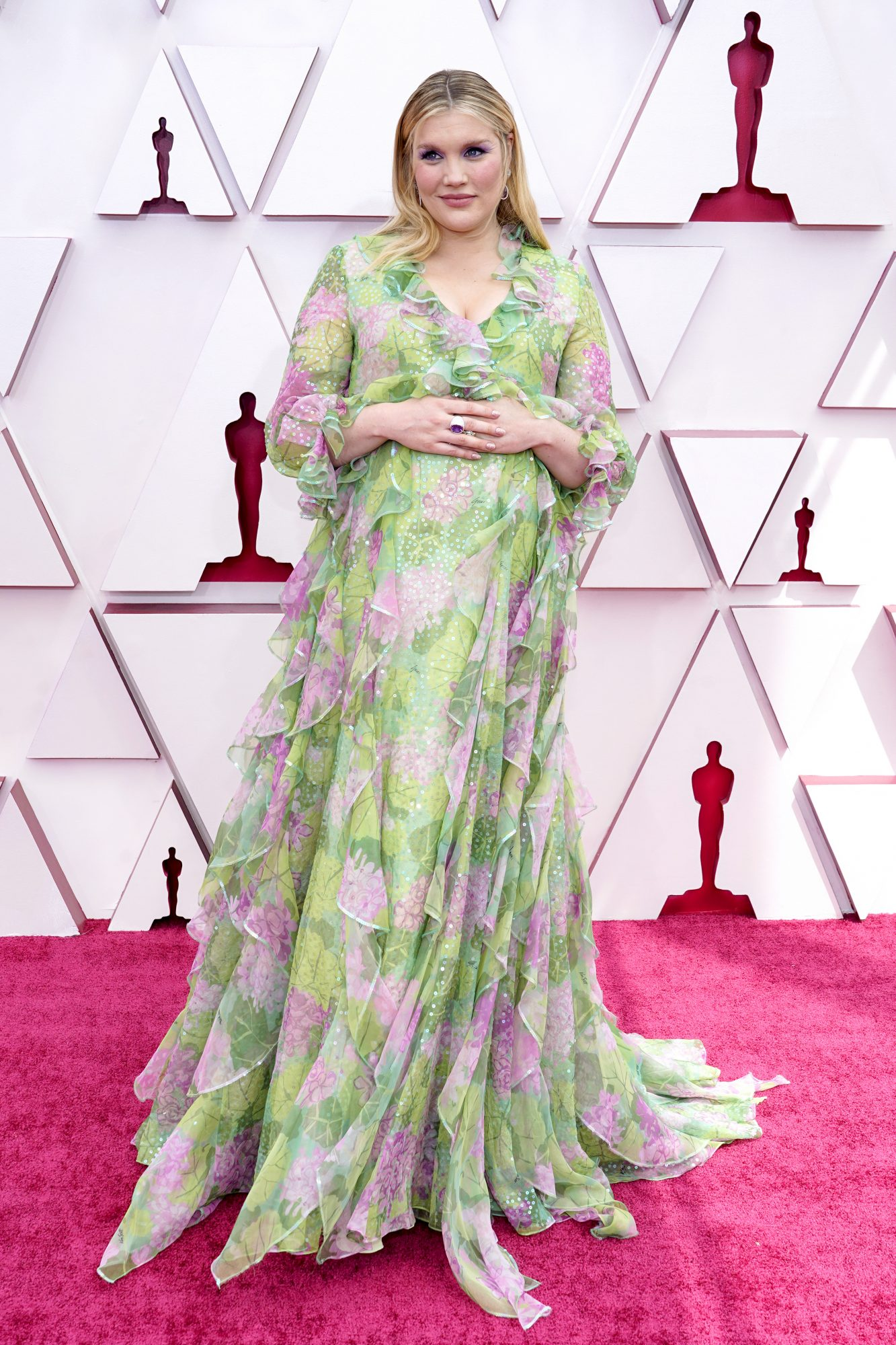 Oscars, alfombra roja, Emerald Fennell