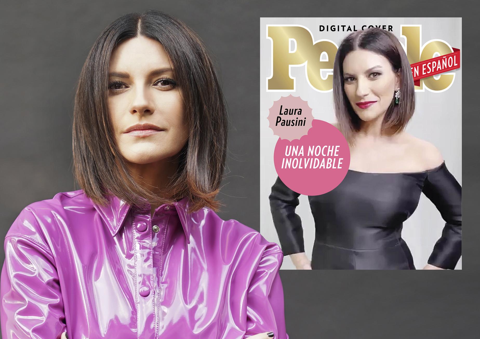 Laura Pausini Digital Cover