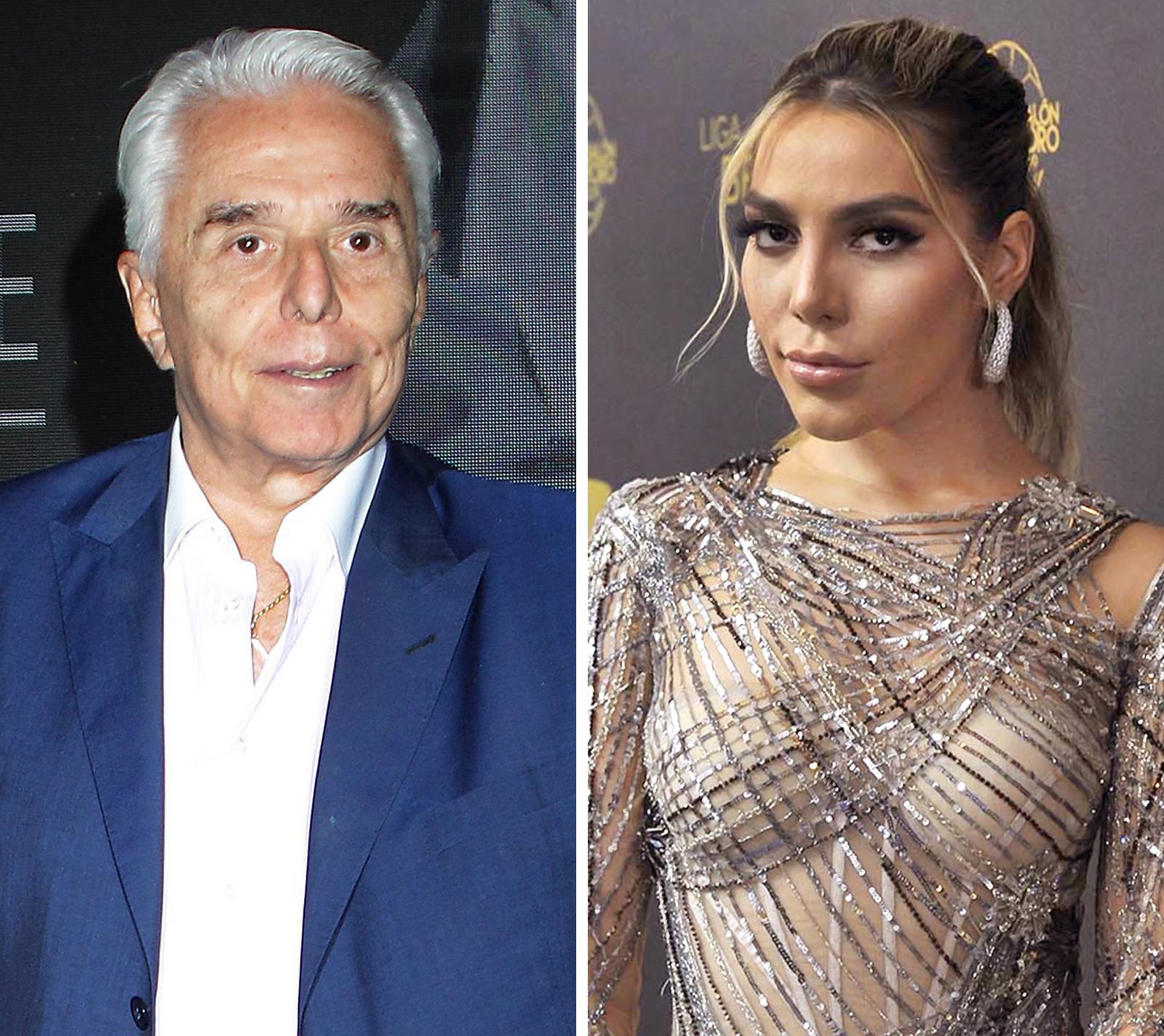 Enrique Guzman y Frida Sofia