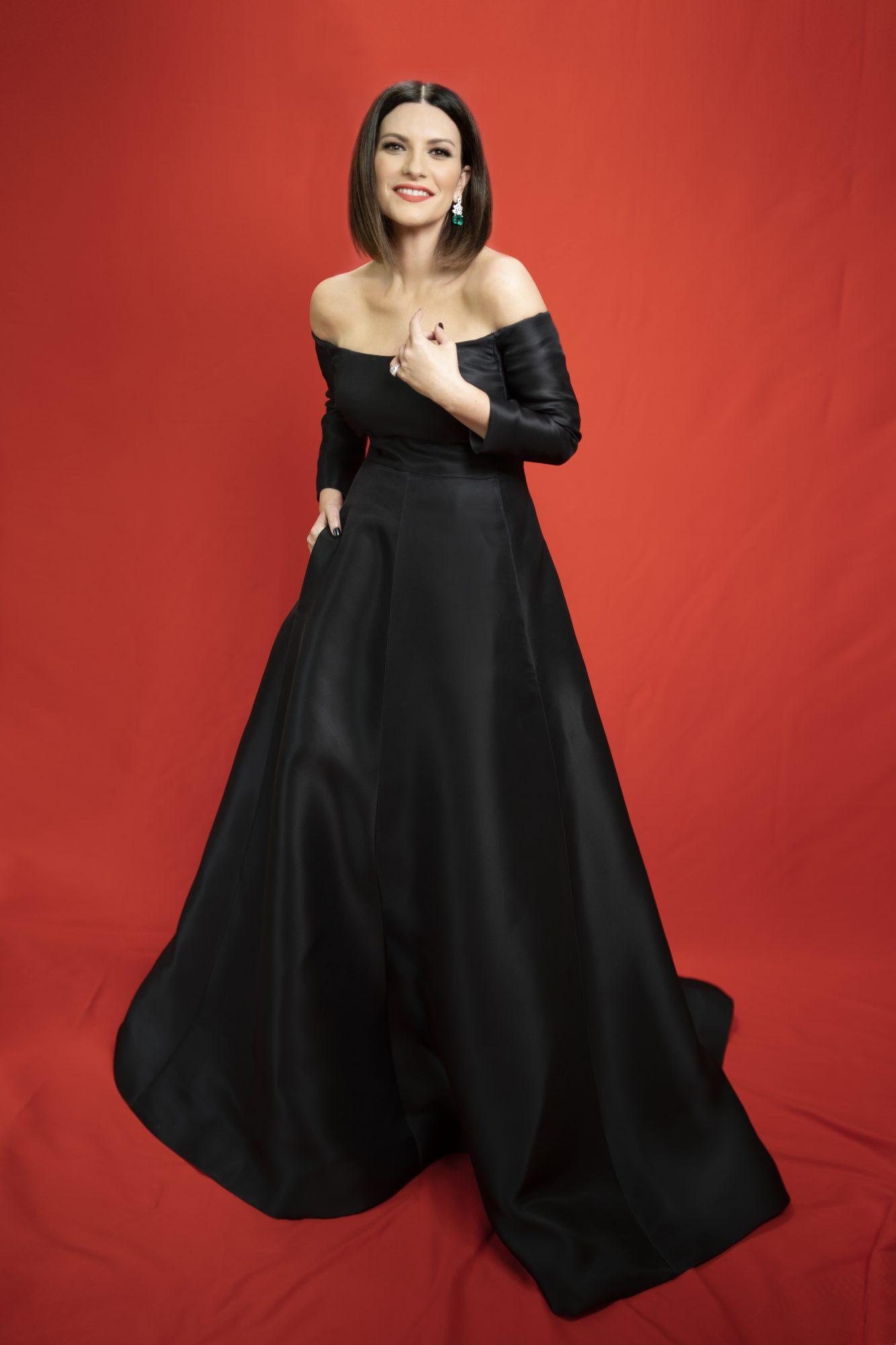 Unas, manicura, esmalte, Laura Pausini, Oscars