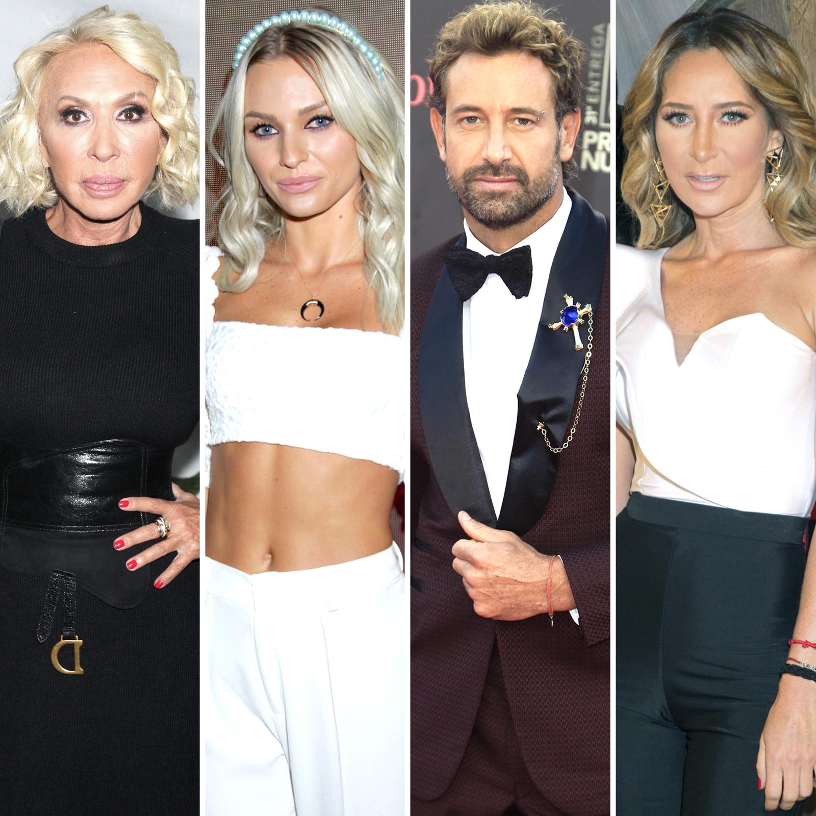Laura, Geraldine, Gabril, Irina