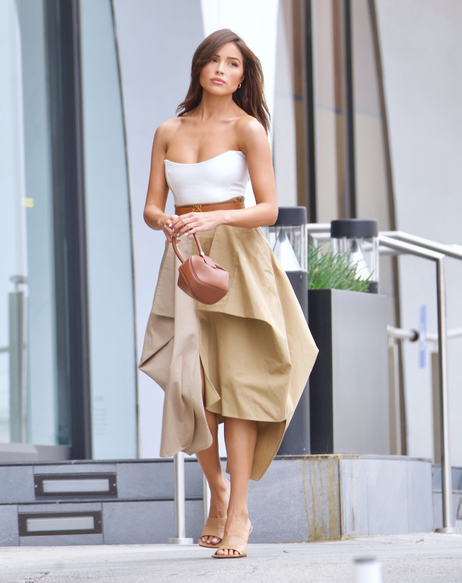 Olivia Culpo, look del dia, Beverly Hills