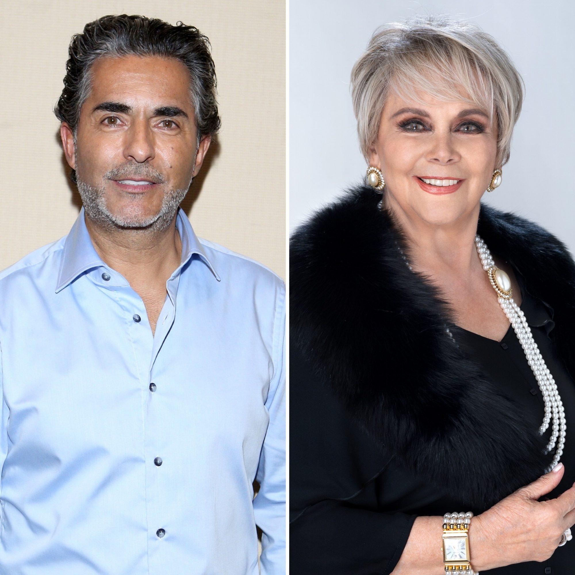 Raúl Araiza y Norma Herrera