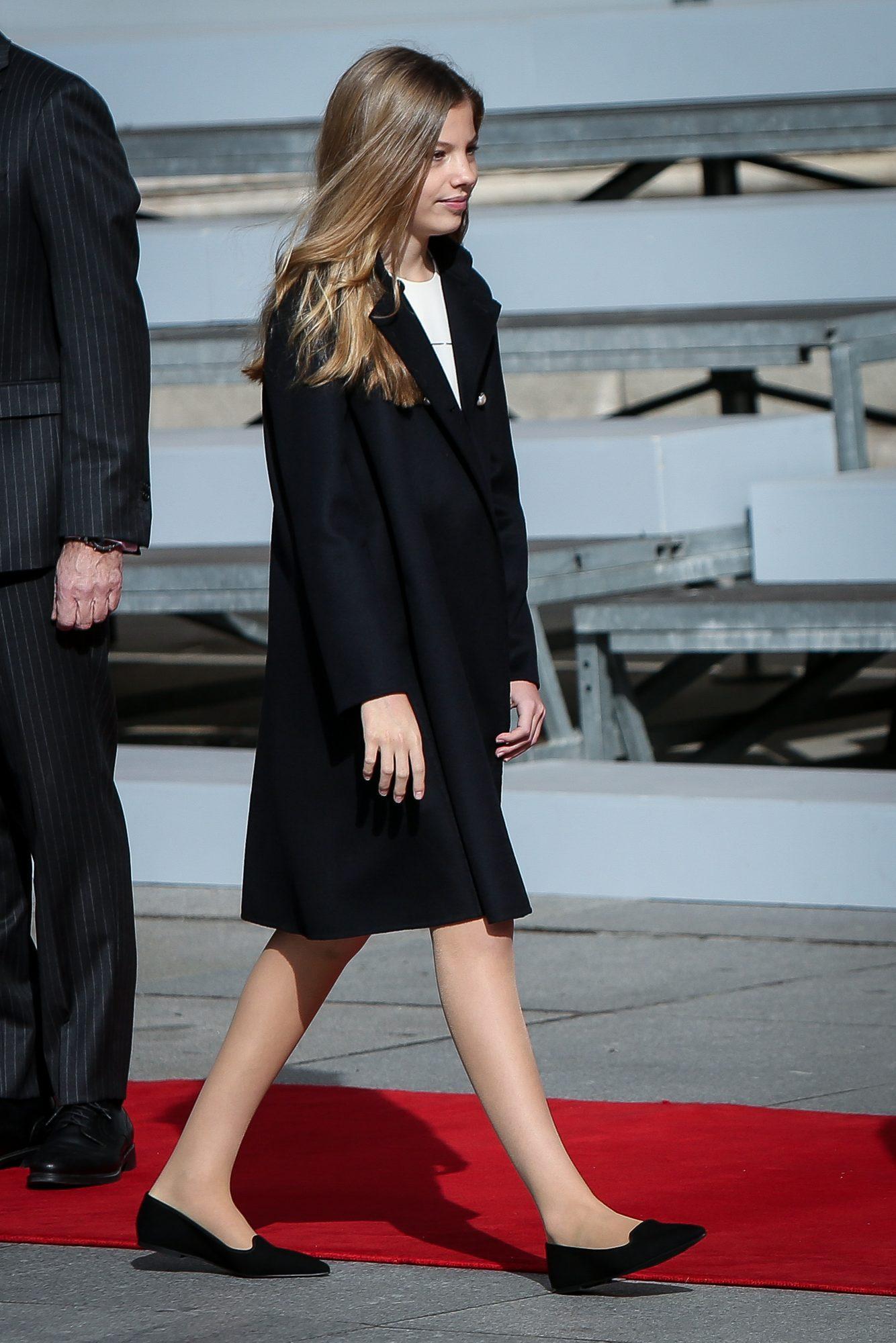 Infanta Sofia, españa, cumpleaños de la infanta Sofia, infanta sofia cumple 14 años