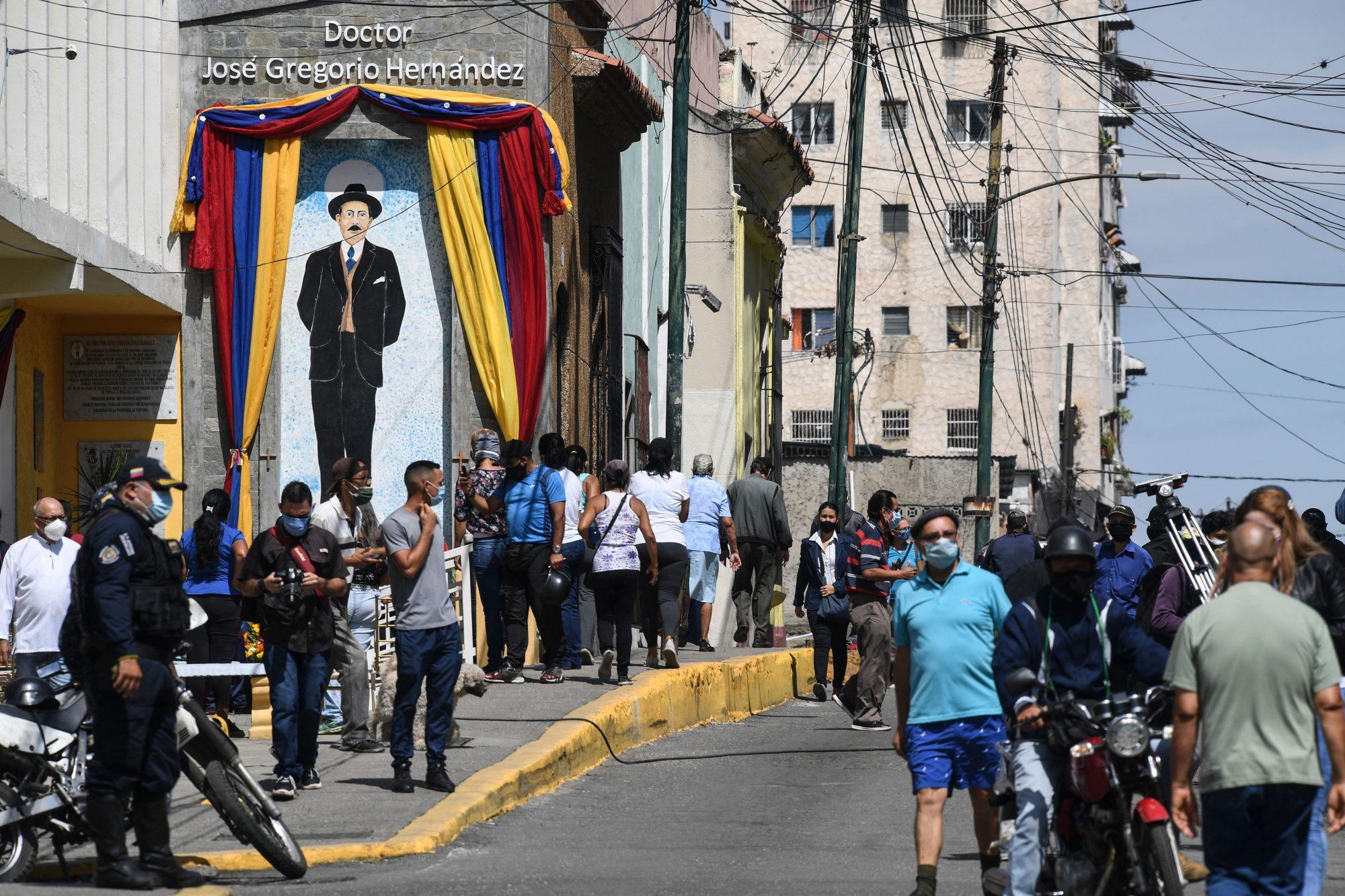 Jose Gregorio Hernandez beatificacion