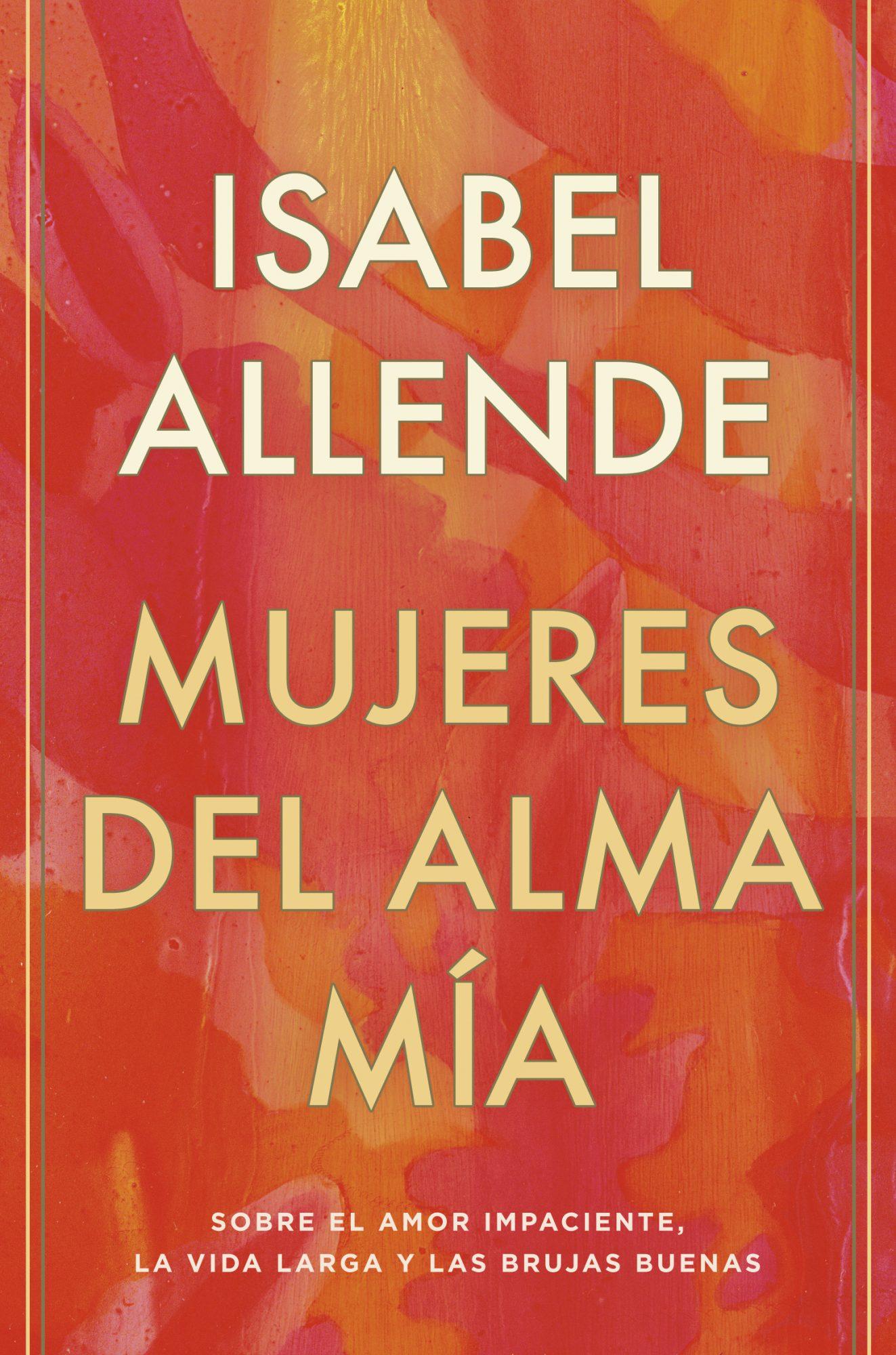 Book Corner - Isabel Allende - Mujeres del alma mía - May 2021