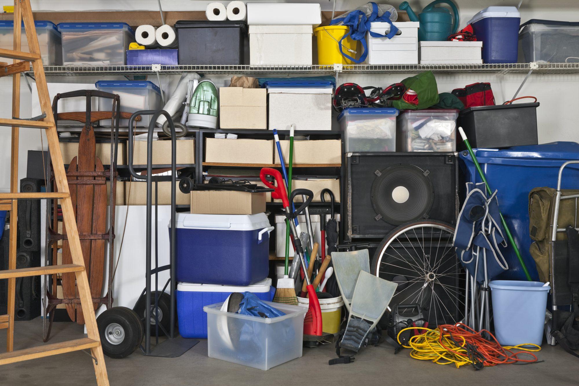 Organizar tu hogar.