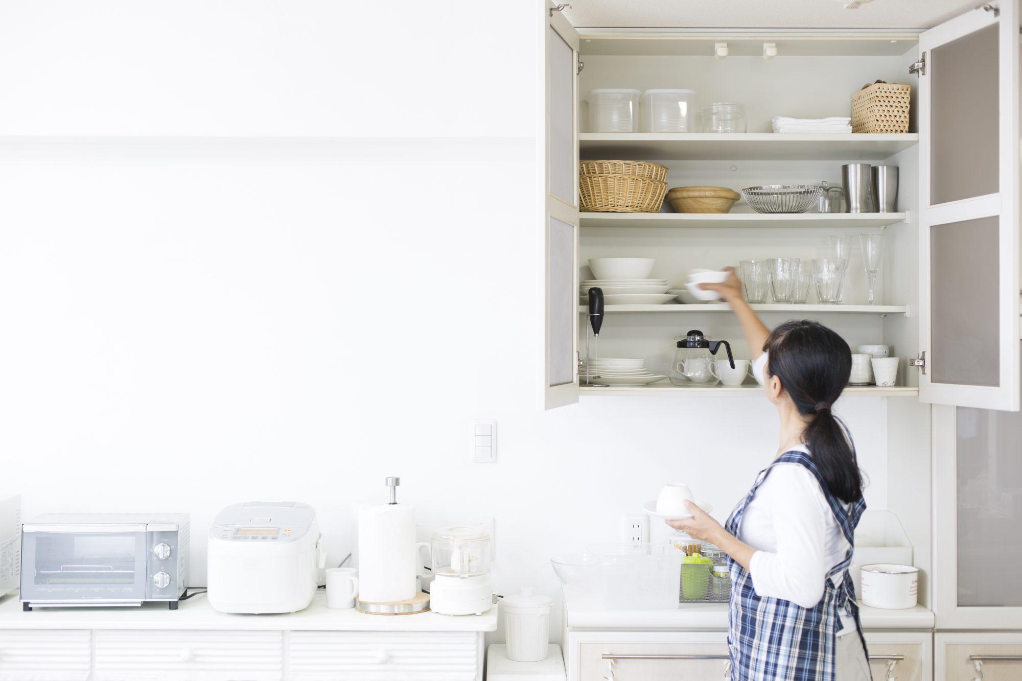 Organiza tu hogar.