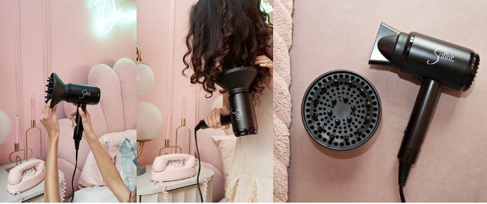 Hair Dryer Diffuser Attachment