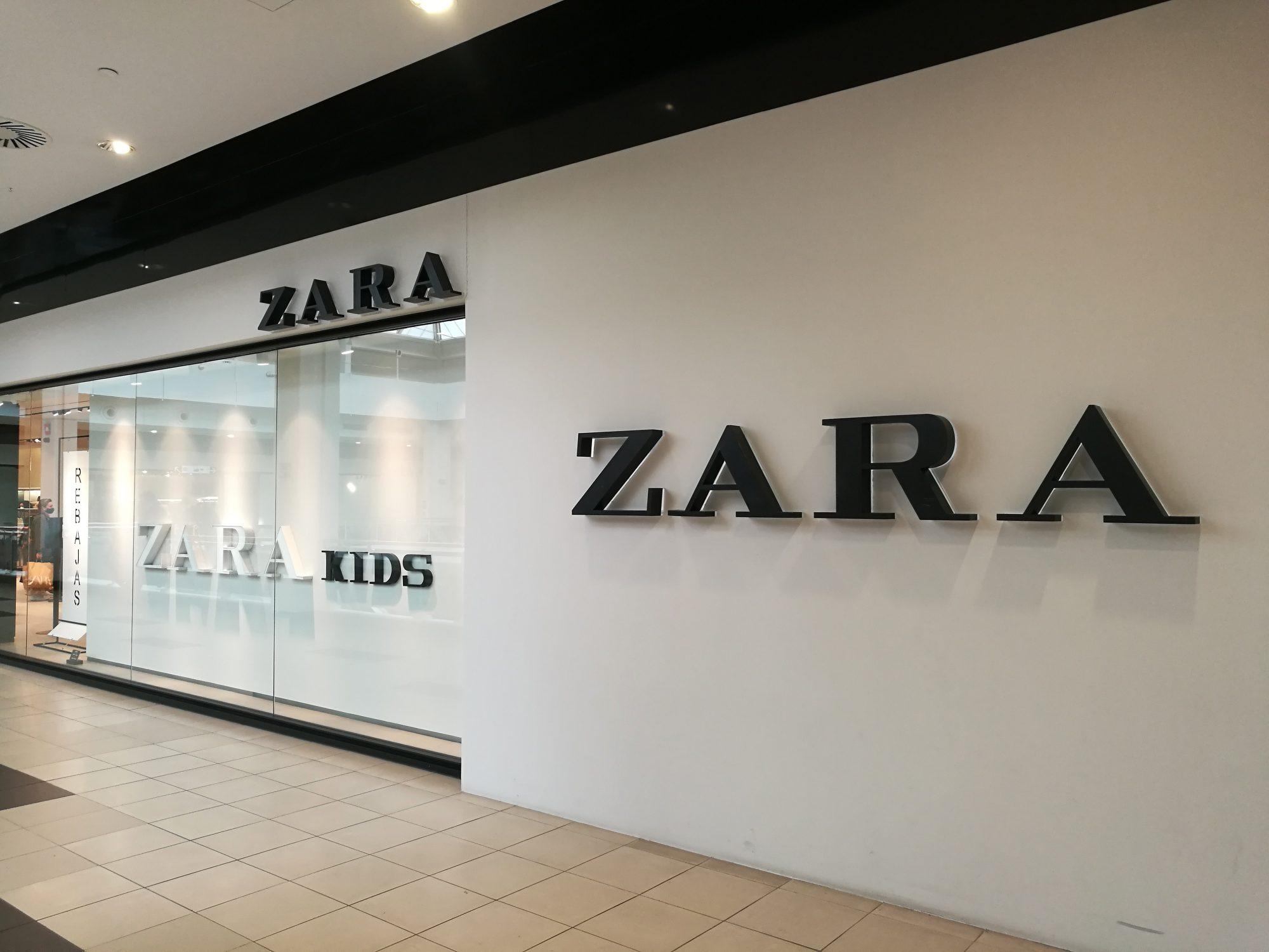 Zara, linea de belleza de zara