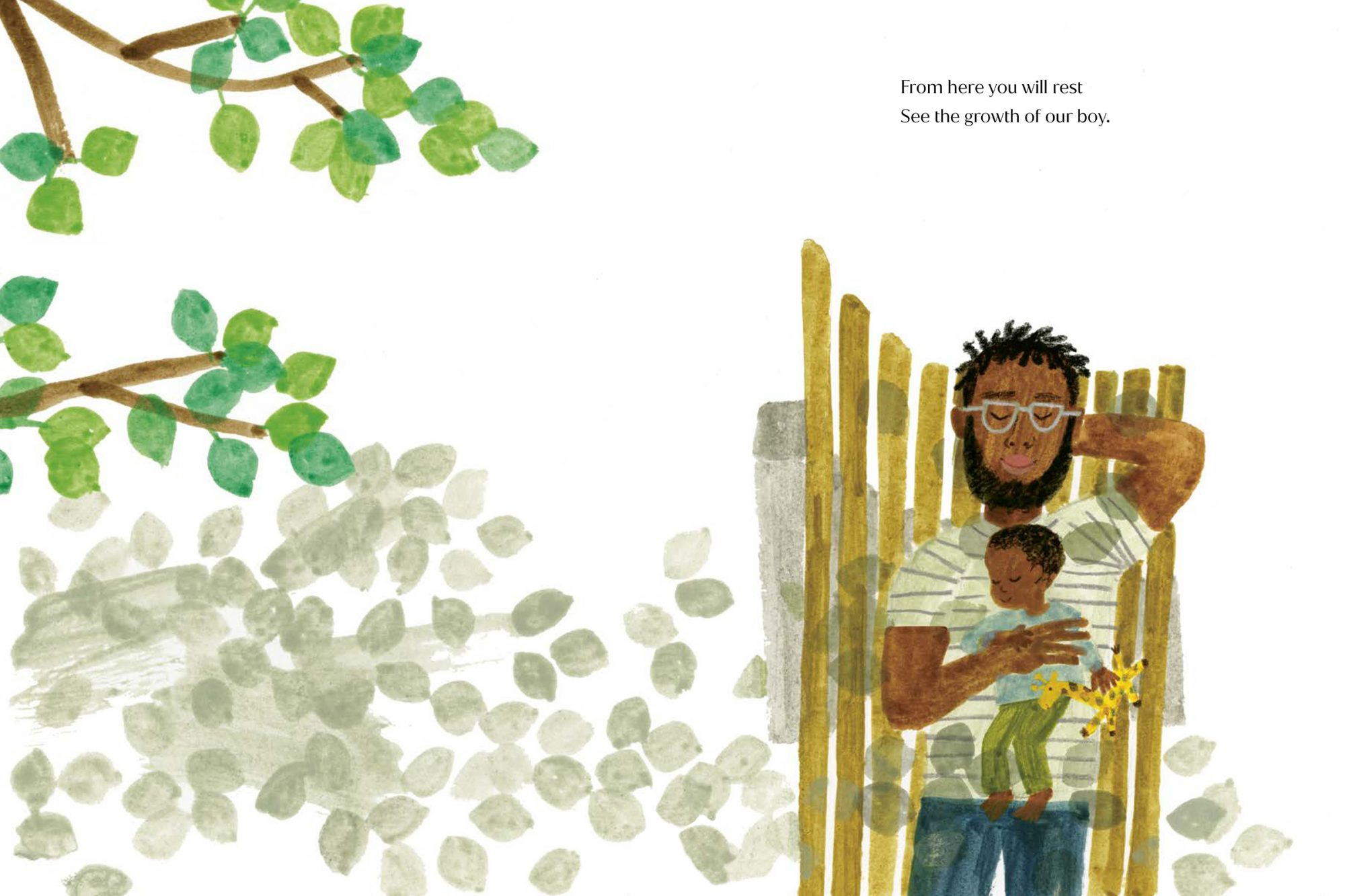 Meghan Markle's new children's book, The Bench