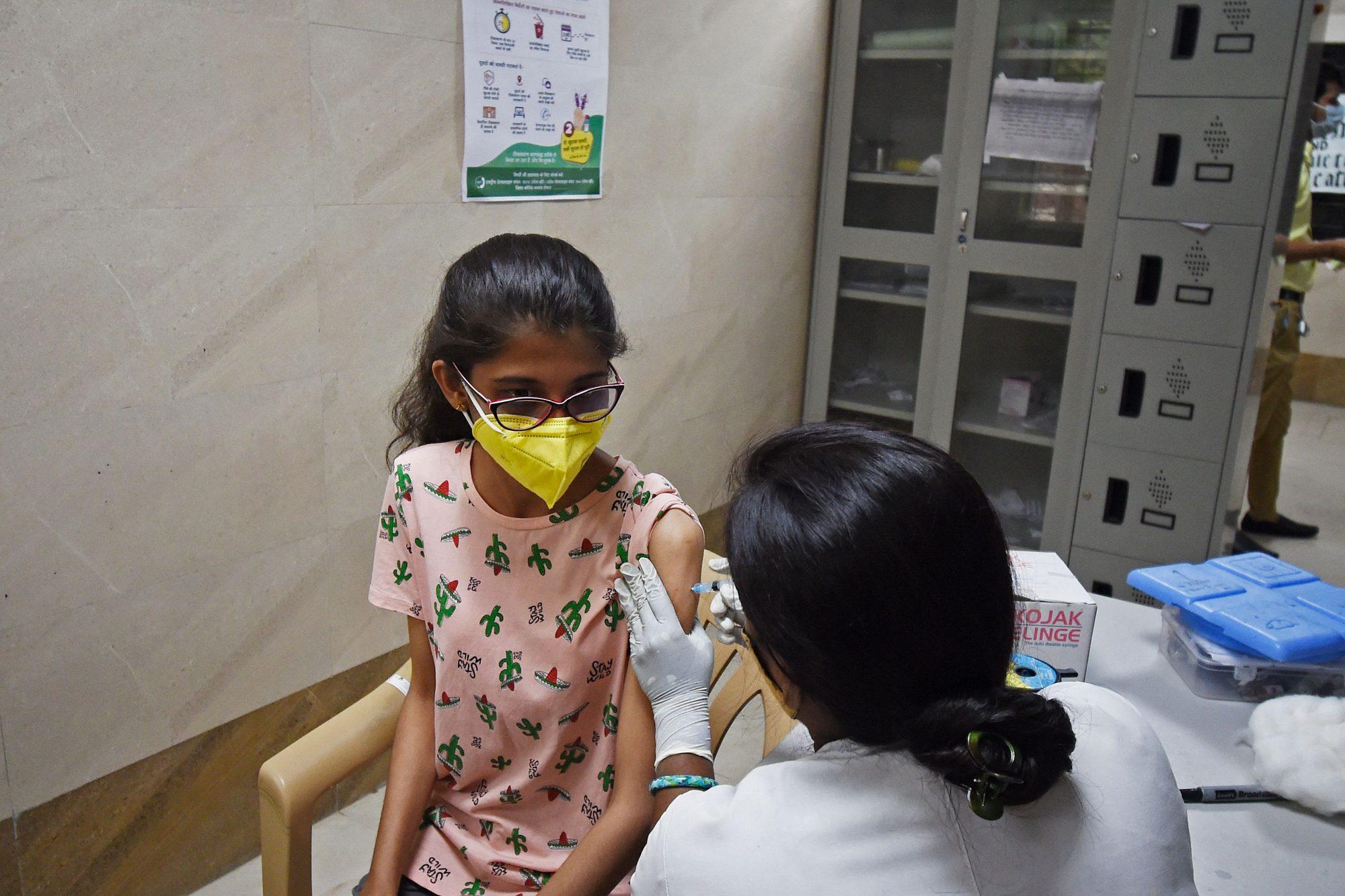 Vacuna coronavirus niños 12-15