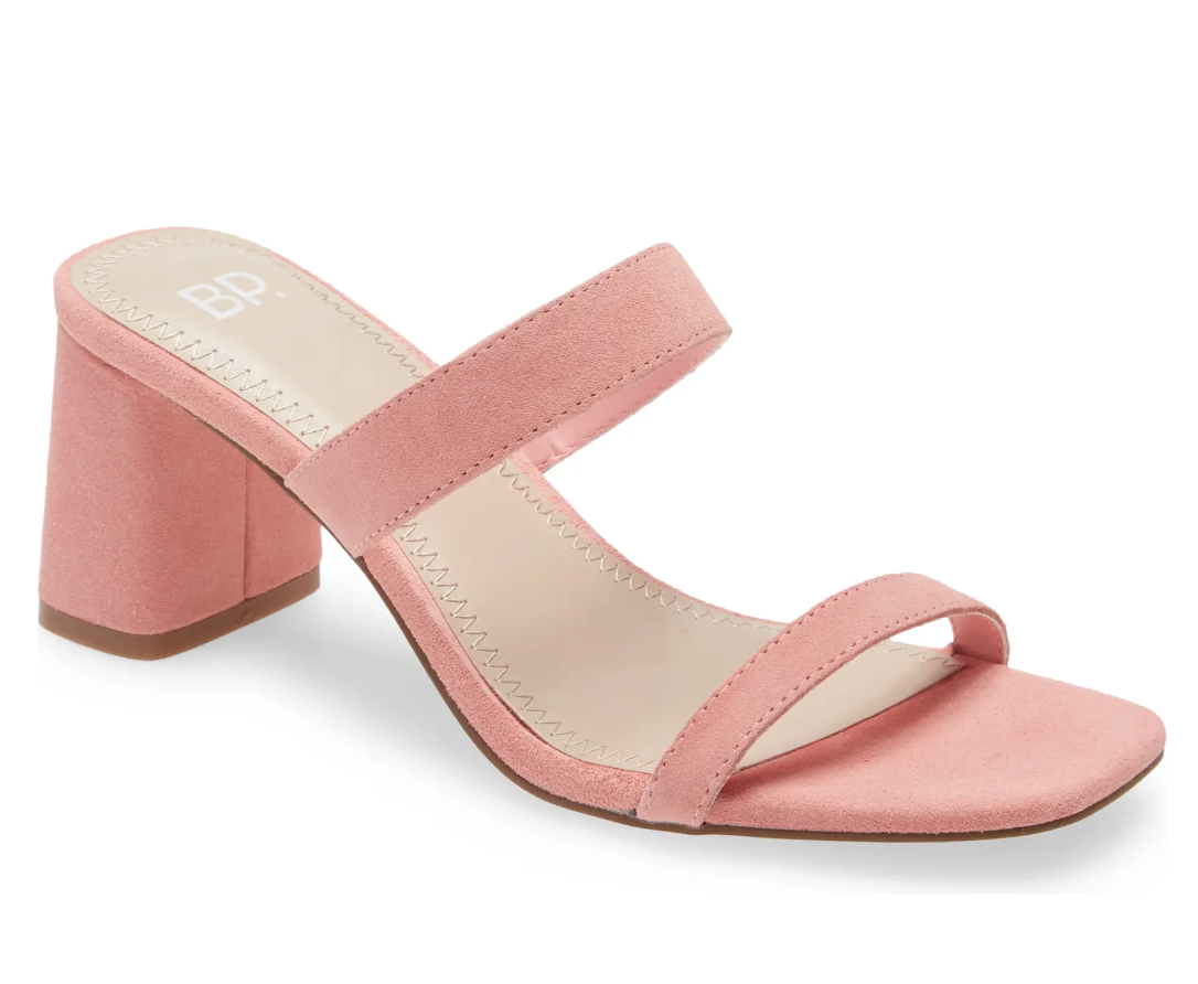 zapatos de primavera, sandalias, BP