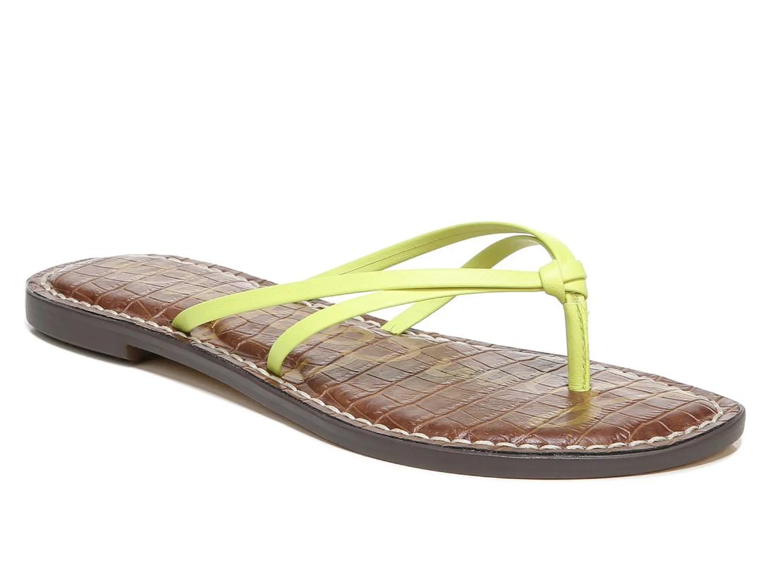 zapatos de primavera, sandalias, Sam Edelman