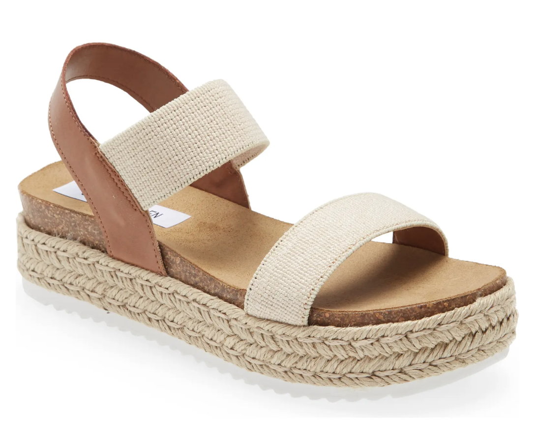 zapatos de primavera, sandalias, Steve Madden