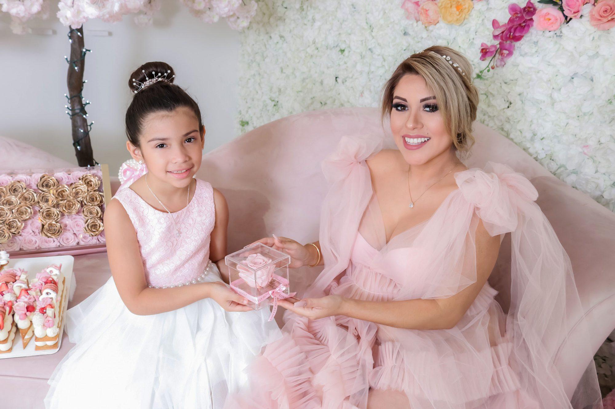 erika mejia reina de las rosas tutorial