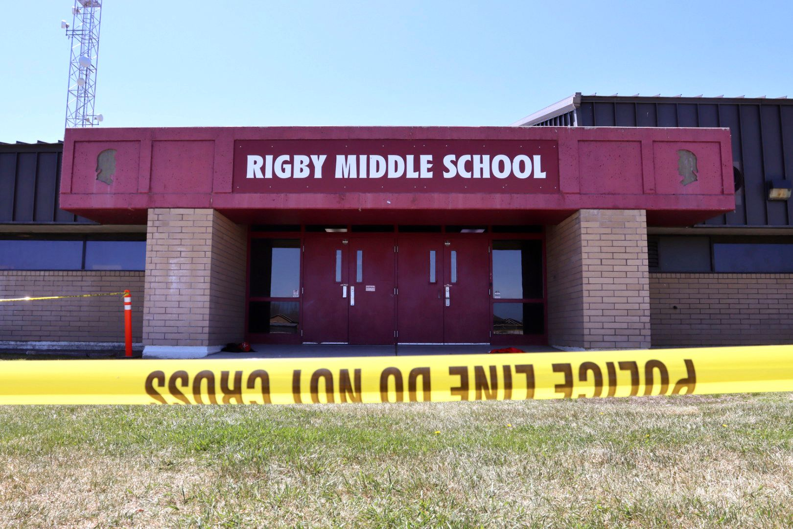 Idaho Shooting, Rigby, United States - 06 May 2021