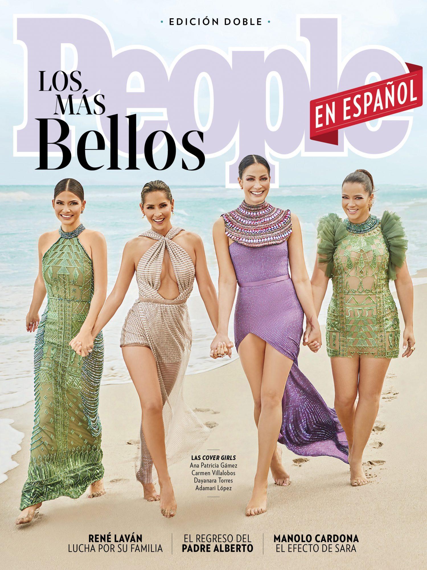 50 Mas Bellos Cover 2021 - DO NOT REUSE