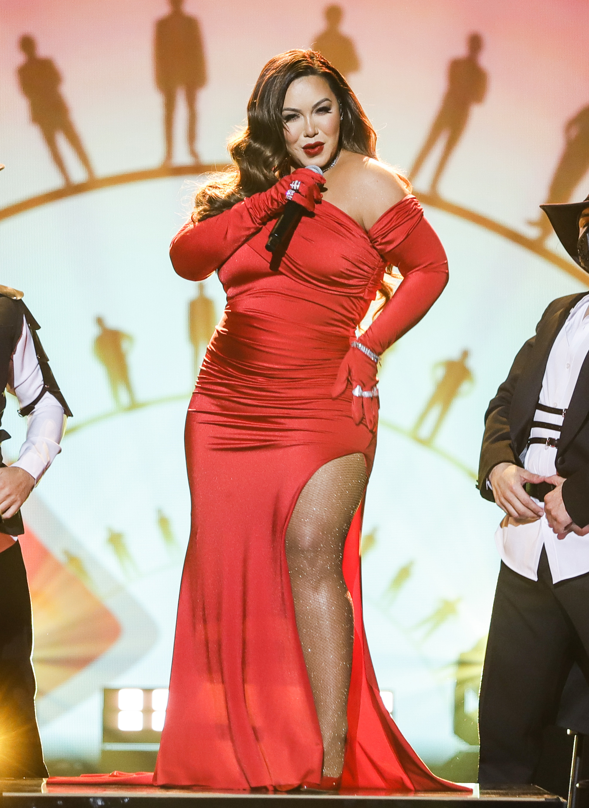 Looks Artistas Latin Grammy Celebra Ellas
