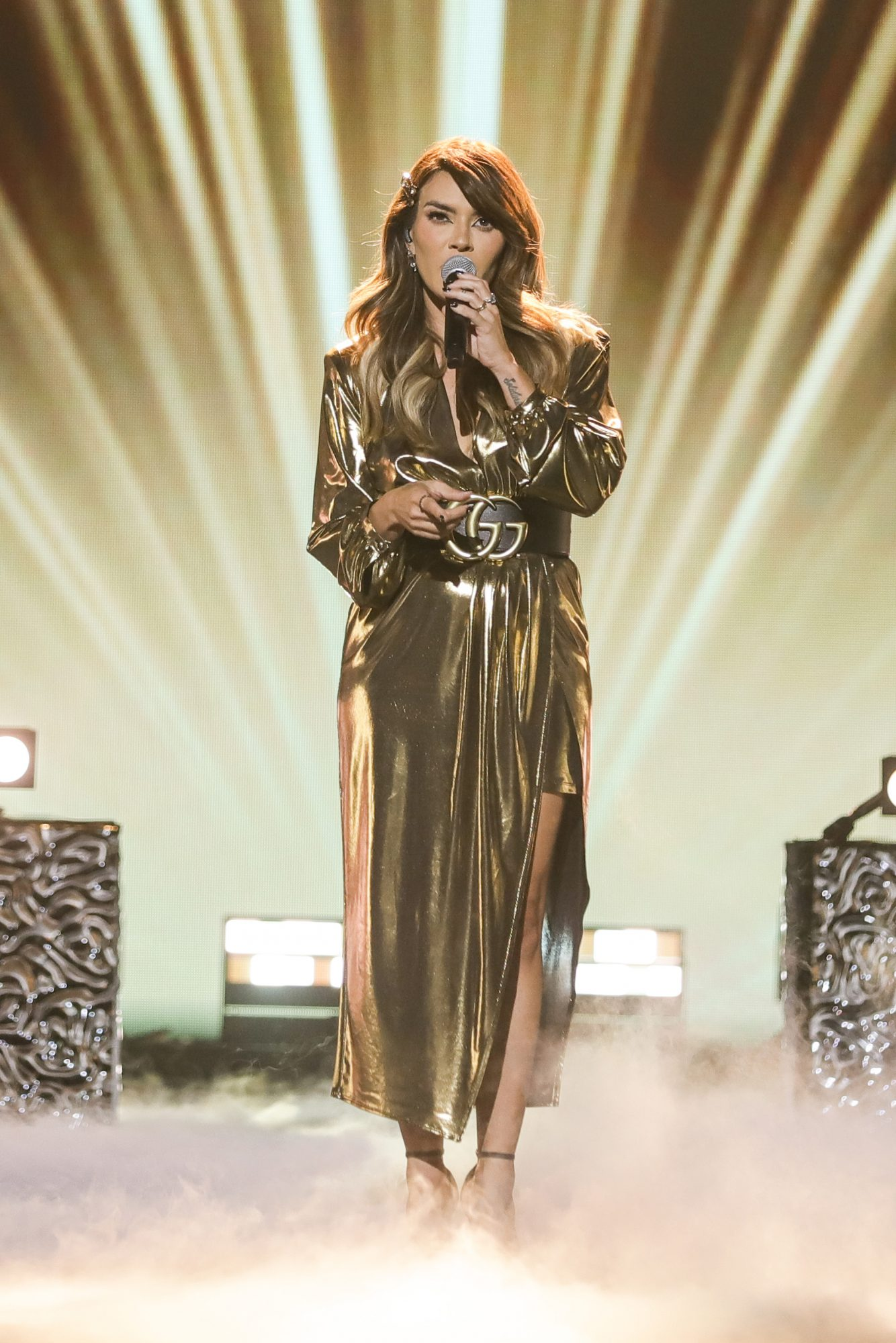 Looks Latin Grammy Celebra Ellas