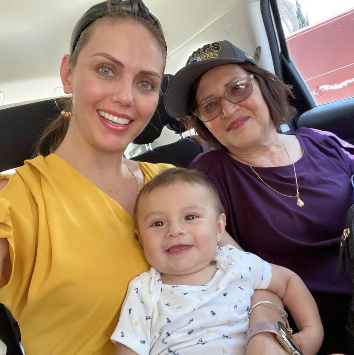 jessica carrillo dia de las madres 2021