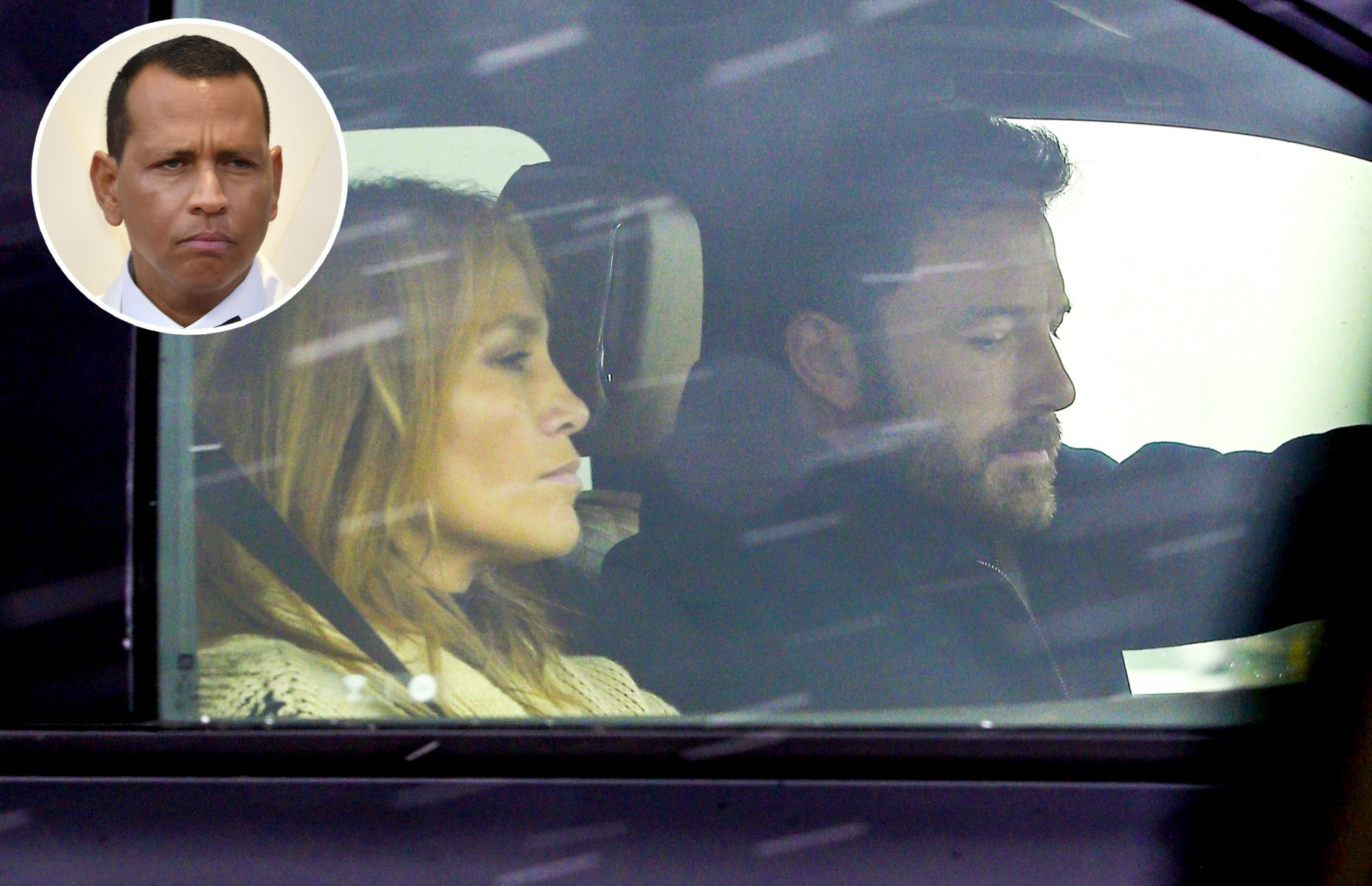 Jennifer Lopez, Ben Affleck y Jennifer Lopez