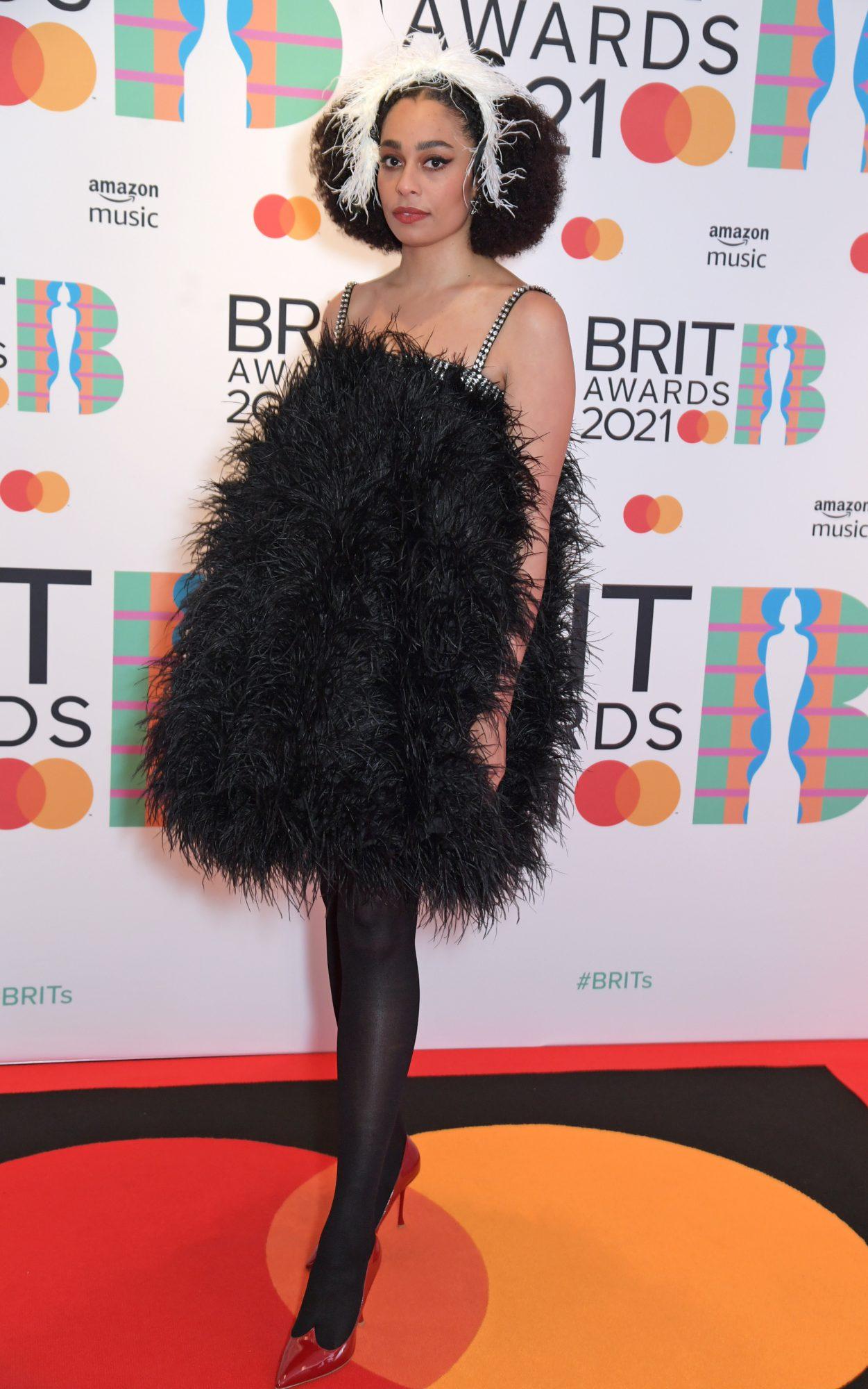 Looks más llamativos de los Brit Awards