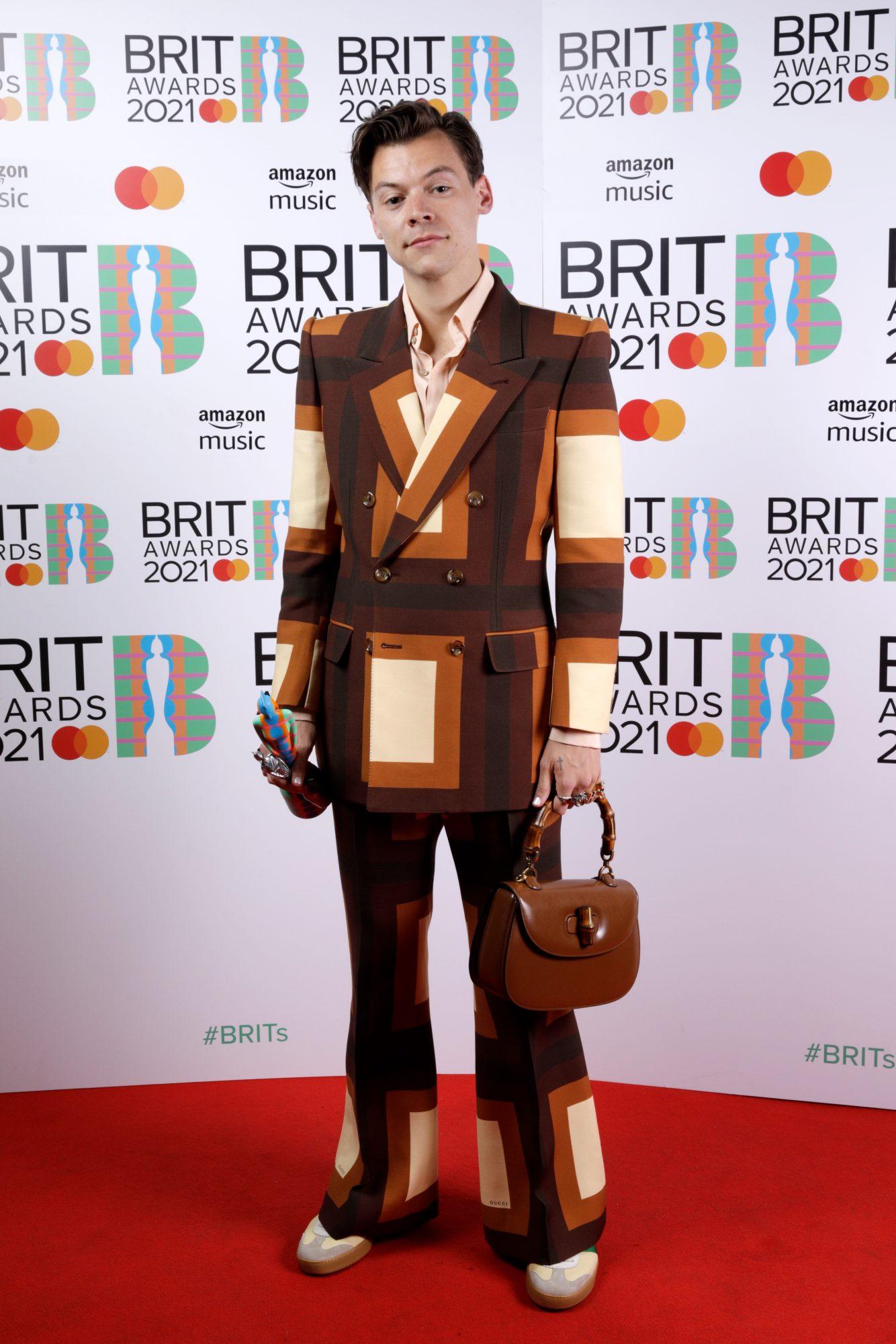 Looks más llamativos Brit Awards
