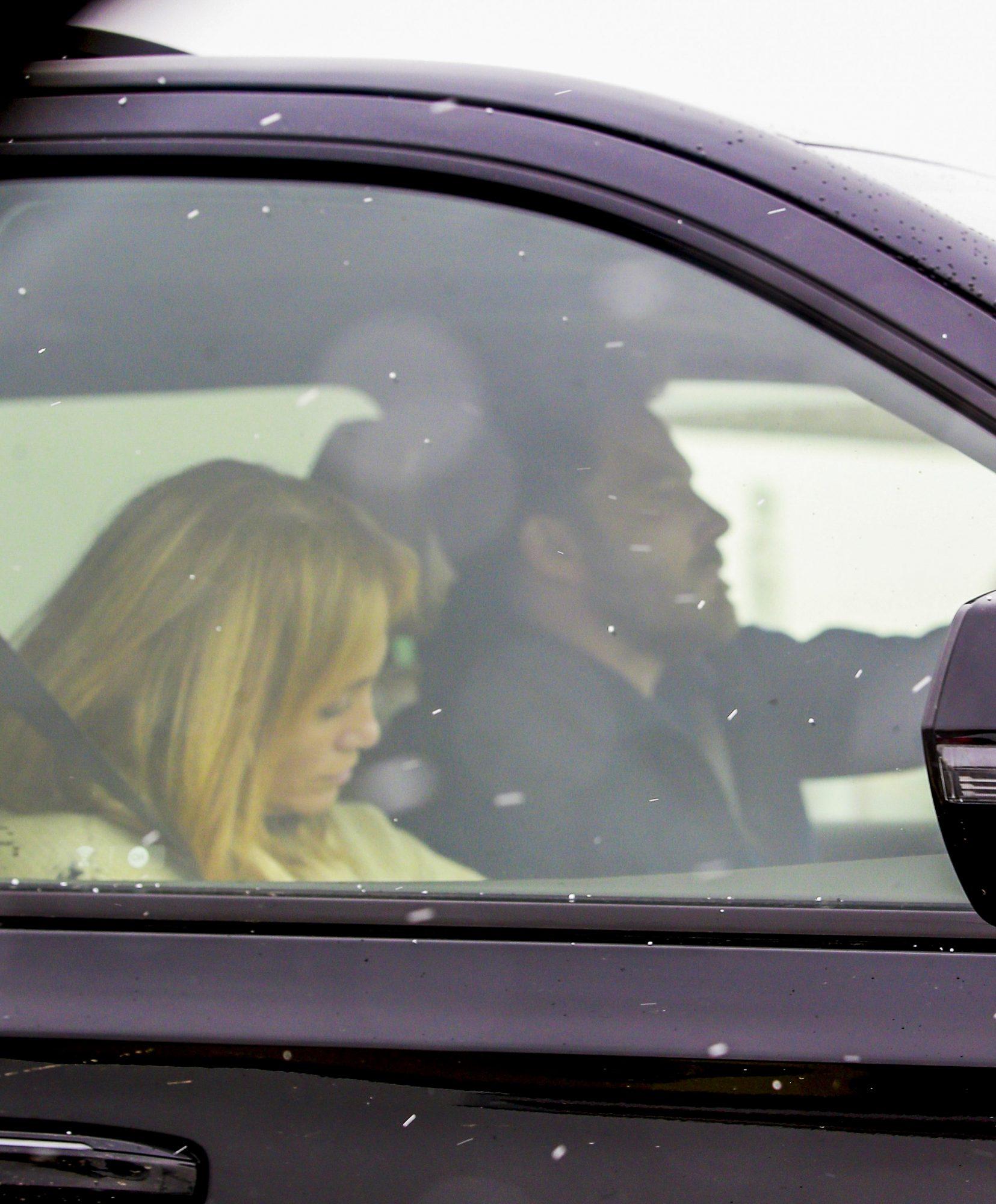 Jennifer Lopez con Ben Affleck en Montana