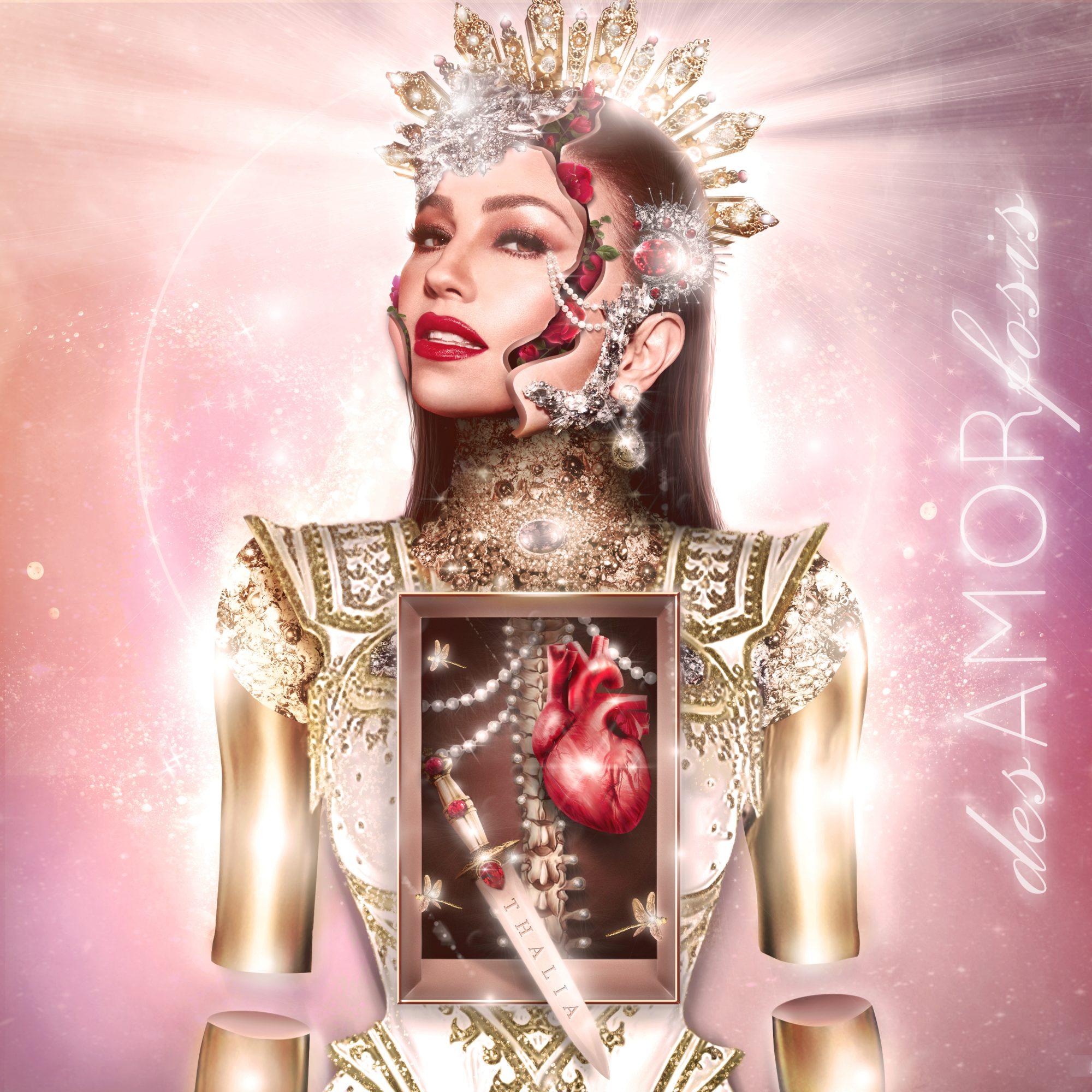 thalia nuevo album DESAMORFOSIS