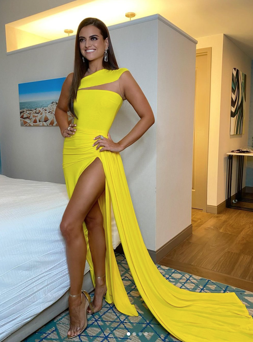 Miss Universo presentadoras, Alix Aspe