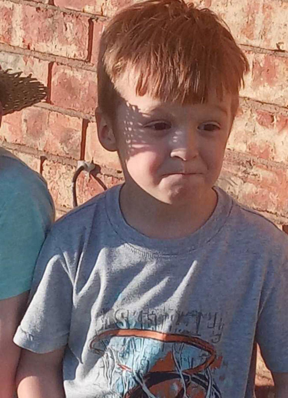 Cash Gernon, 4-year-old Texas boy found dead. Credit: Dallas Police