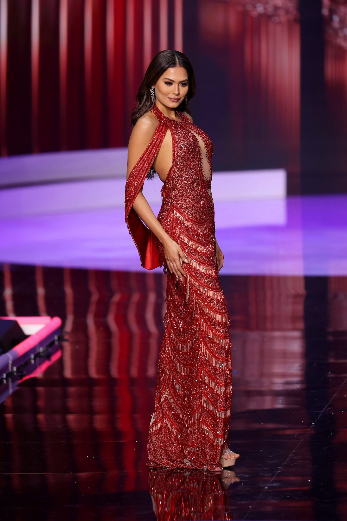 Secretos maquillaje Miss Universo Andrea Meza