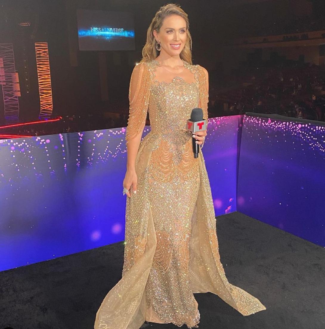 Miss Universo presentadoras, Jacqueline Bracamontes