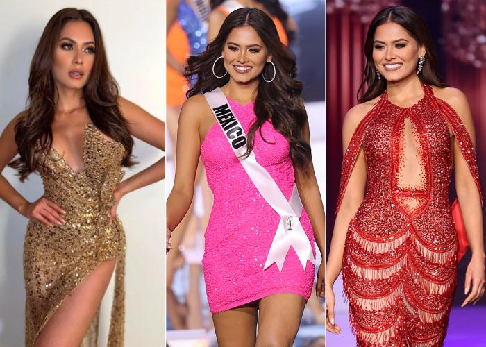 Miss Mexico Miss universo Andrea Meza