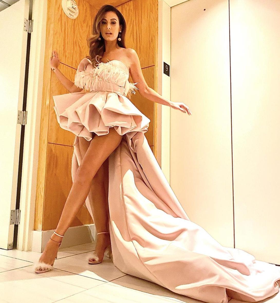 Miss Universo presentadoras, Nastassja Bolívar