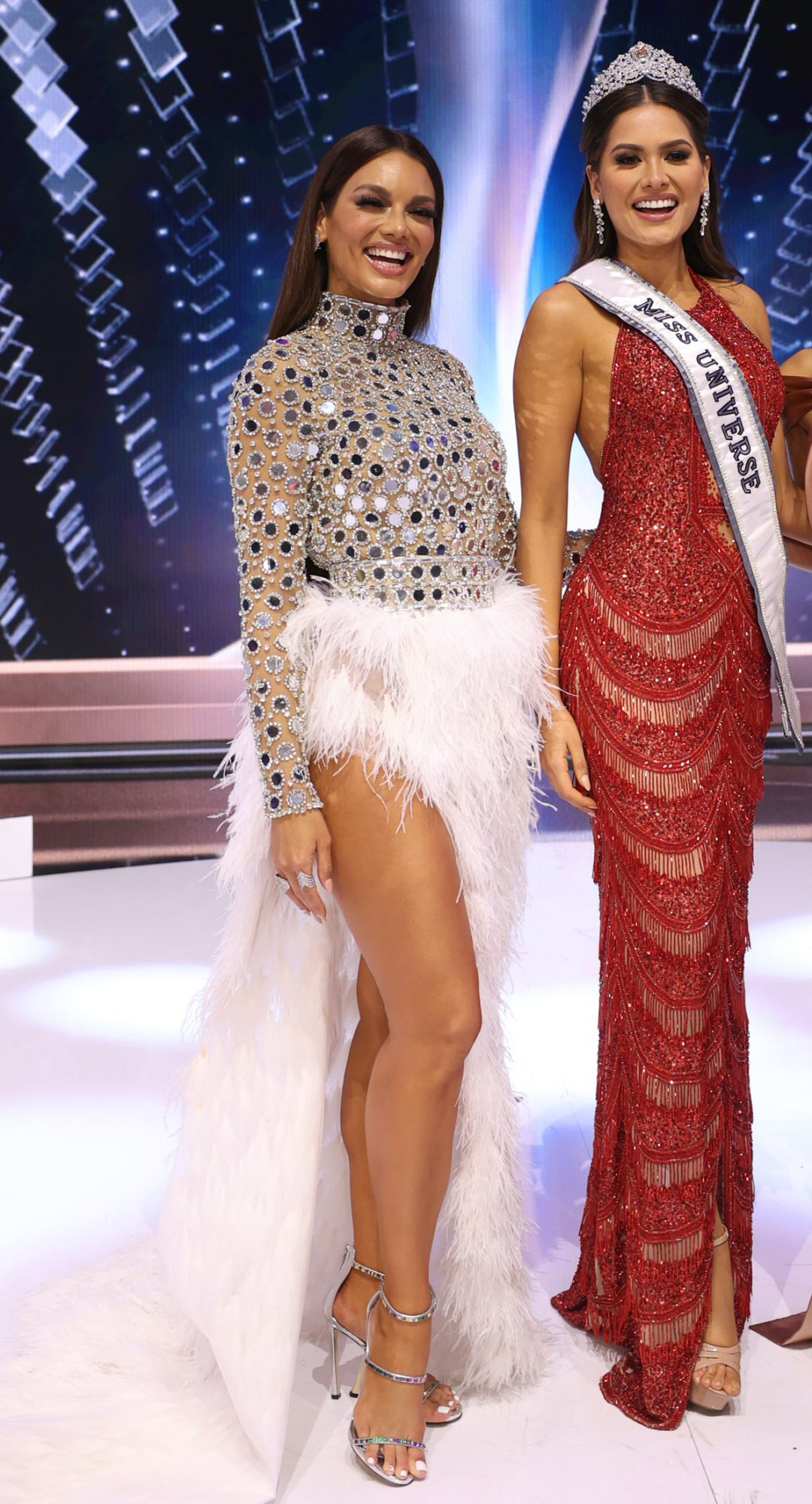 Miss Universo presentadoras, Zuleyka Rivera, Miss Mexico, Miss Universo