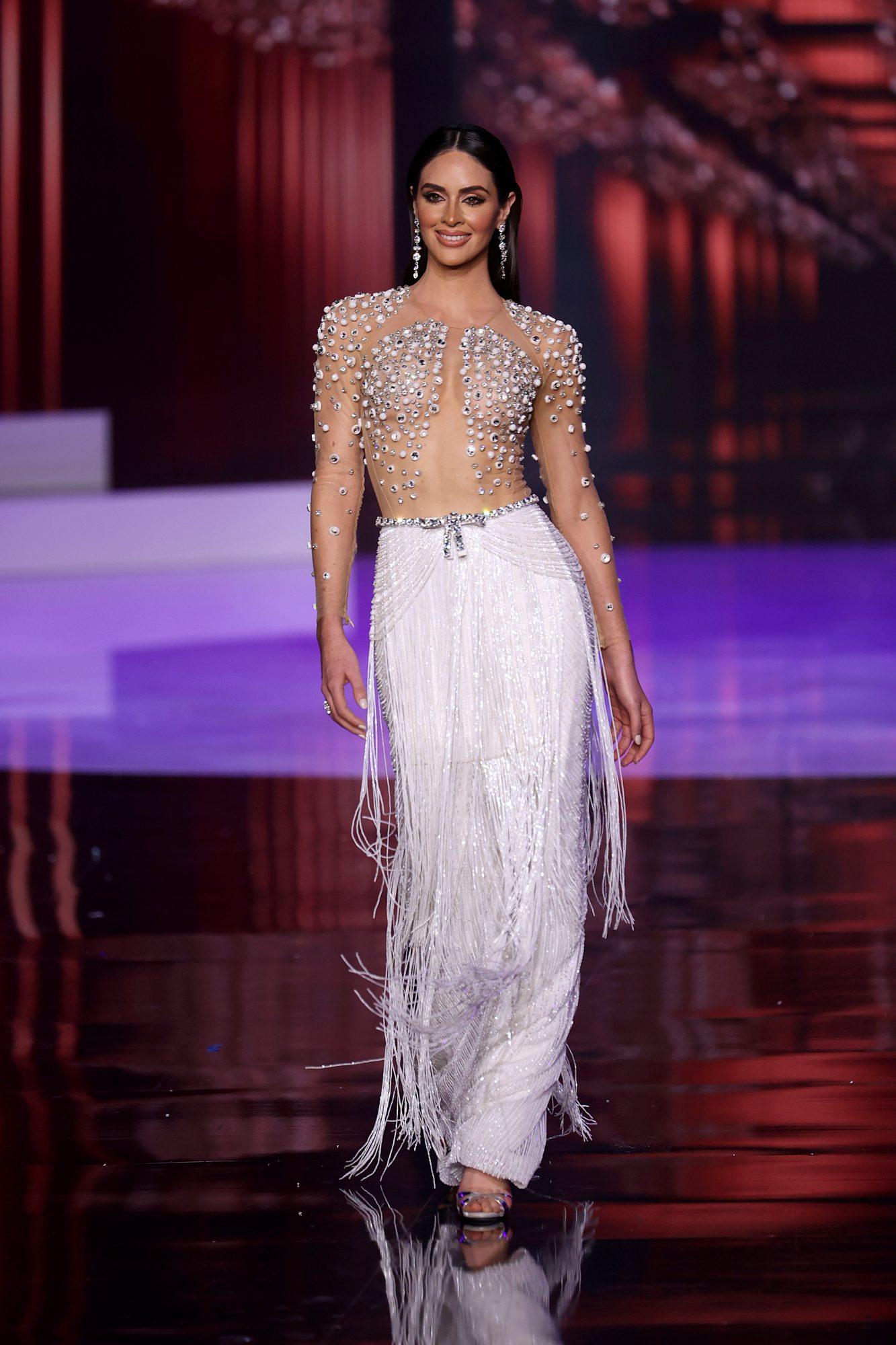 Vestidos noche Miss Universo