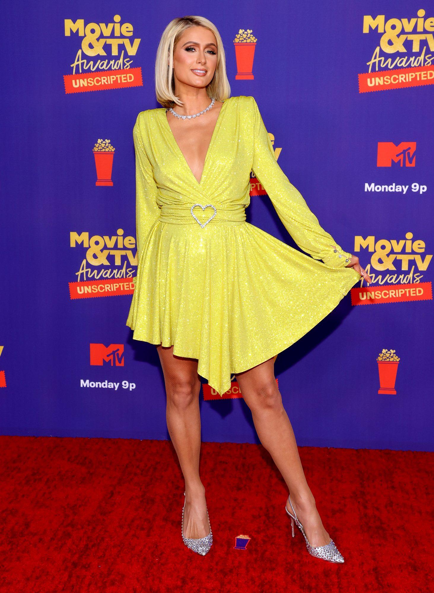 MTV Movie & Television Awards, Paris Hilton