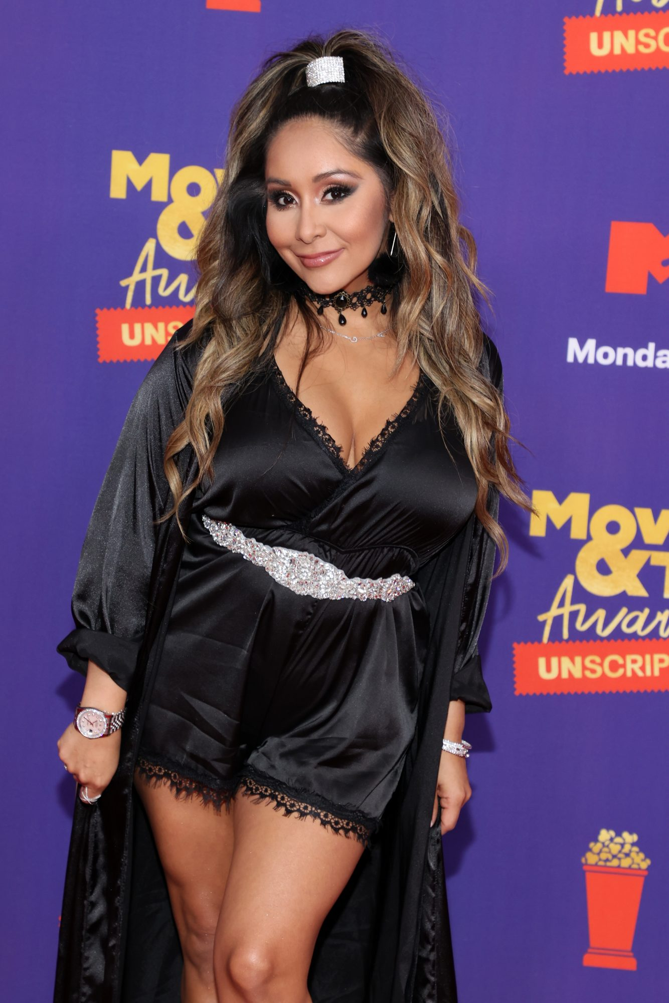 MTV Movie & Television Awards, Snooki, Nicole Polizzi