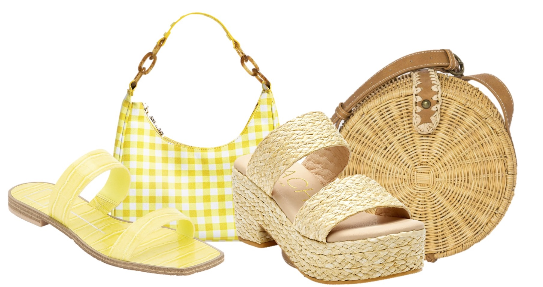 Bolsos, zapatos, dolce vita, house of want, coconuts, target, universal thread